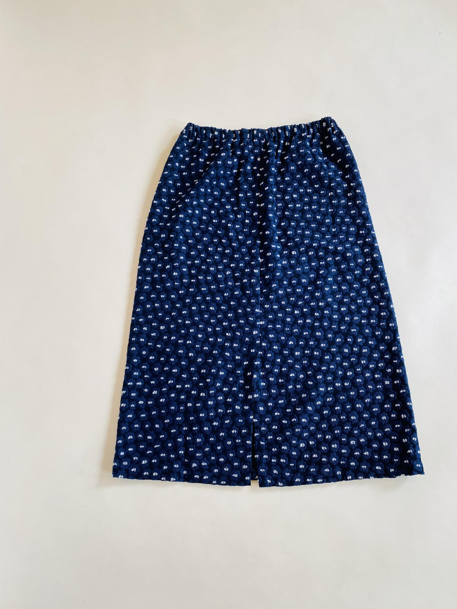 Hansel From Basel Hansel From Basel Dora Daisy Embroidered Skirt