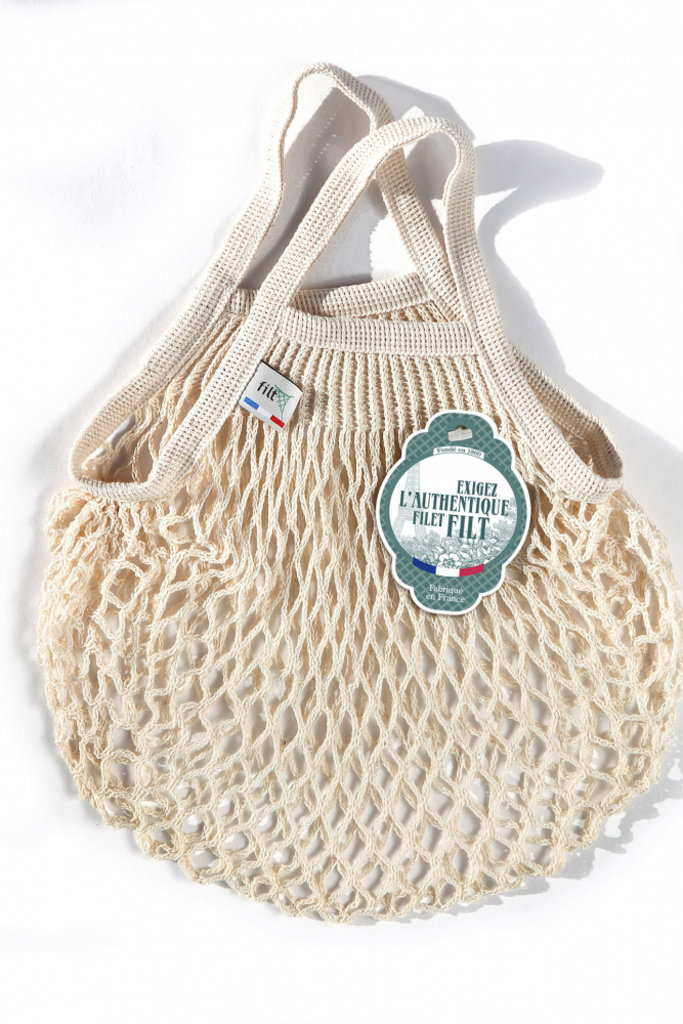Filt Filt Small Net Grocery Bag