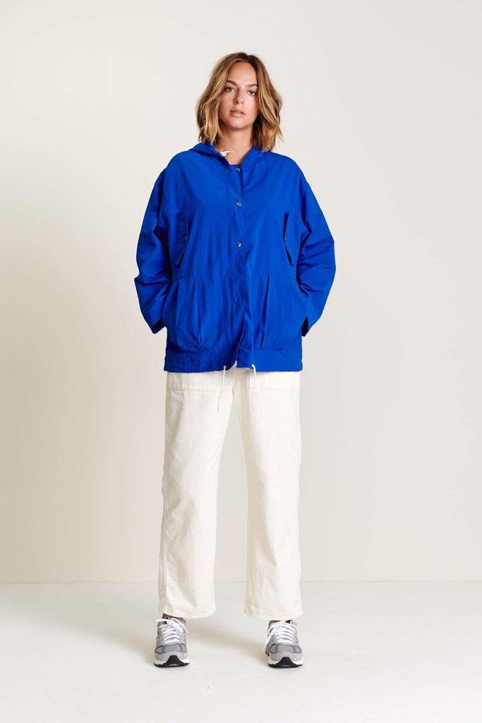 Bellerose Hibou Nylon Rain Jacket