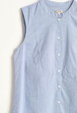 Bellerose Bellerose Venda Sleeveless Button Down Blouse