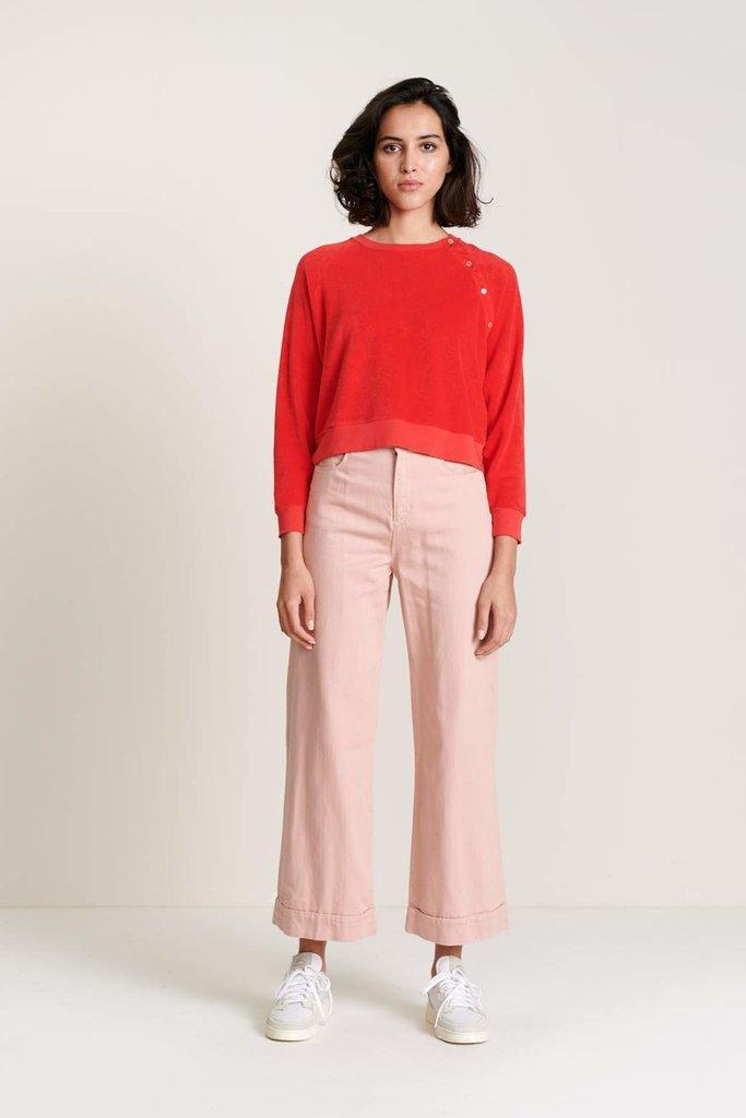 Bellerose Viana Terry Cotton Sweatshirt