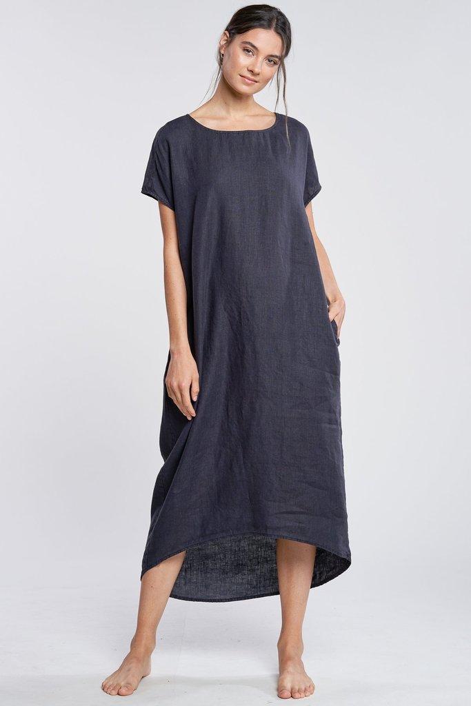 filosofia Wide-Neck Brooke Dress