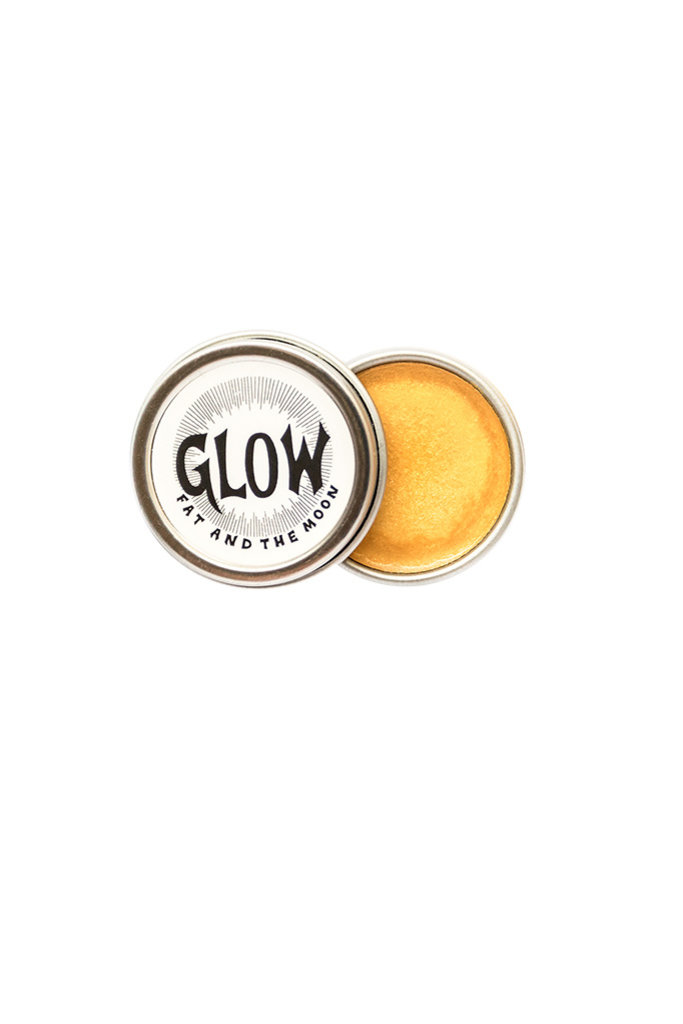 fat & the moon Gold Glow Highlighter