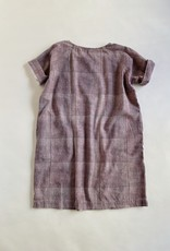 PO-EM Textured Cotton Dress