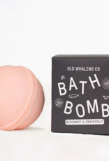 Old Whaling Company Old Whaling Company Bath Bomb - Multiple Scents