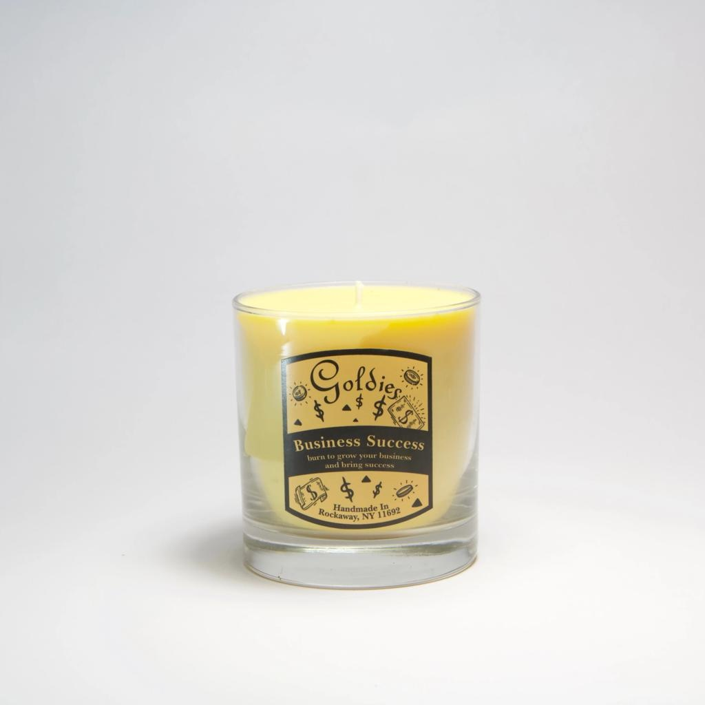 Goldies Goldies Business Success Candles