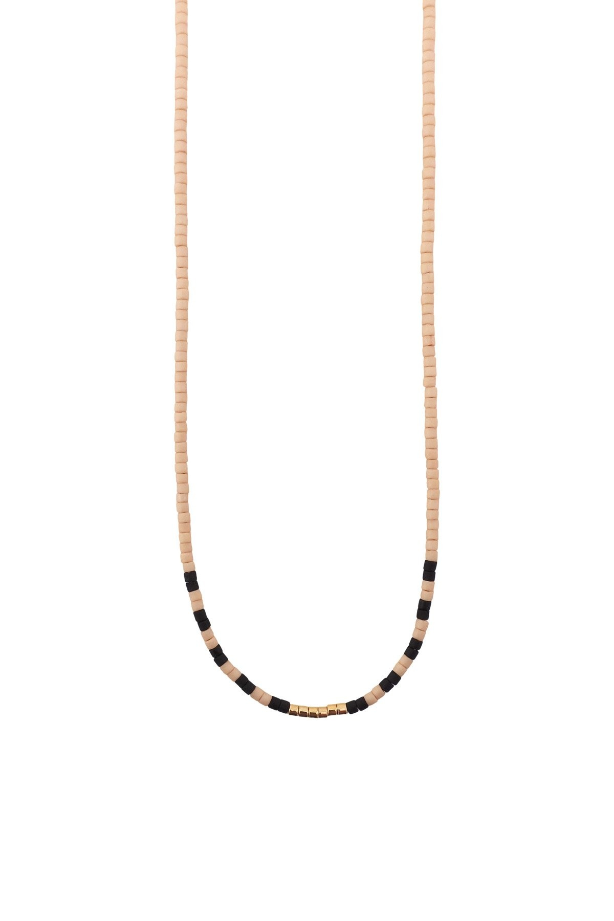 Abacus Row Aspy Beaded Necklace