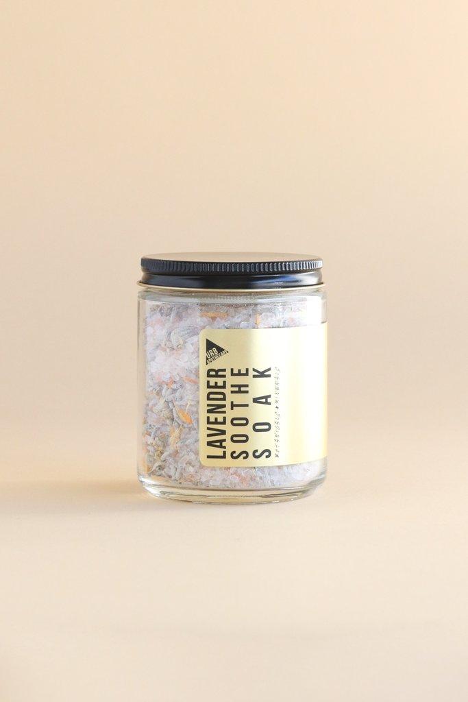 Urb Apothcary Lavender Soothe Bath Soak