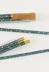 June & December Pencil Terrarium