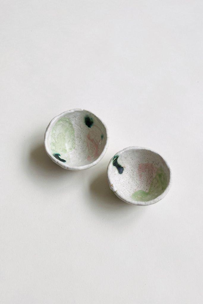 Alice Cheng Studio Splatter Paint Ring Dish