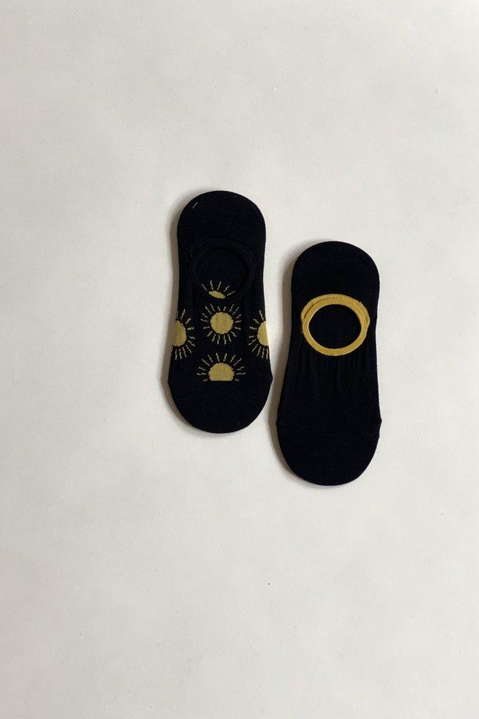 Hansel From Basel Sunshine Liner Sock 2 pack