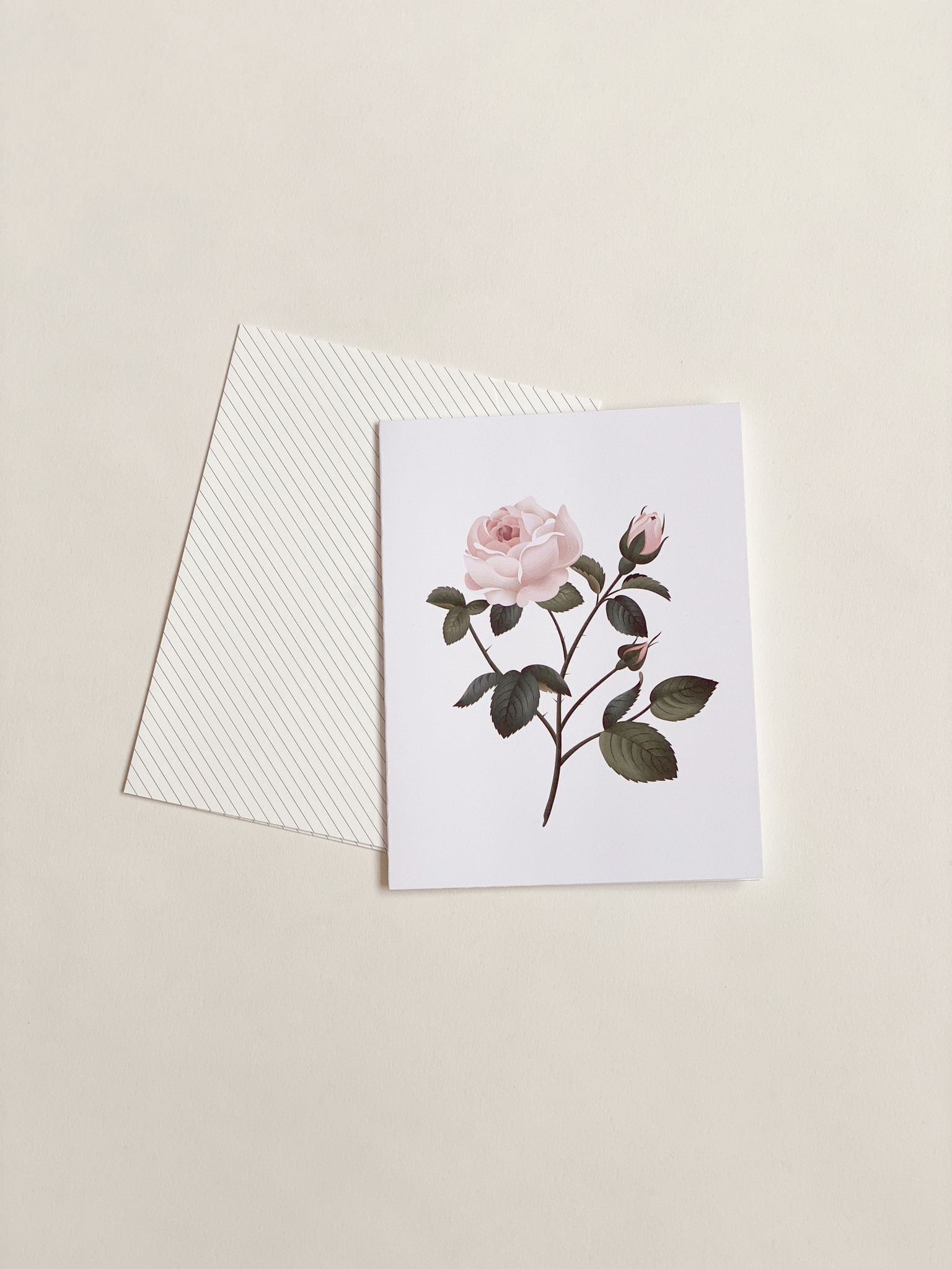 Rose Scented Card