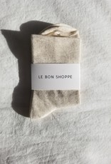Le Bon Shoppe Sneaker Socks O/S - Multiple Colors