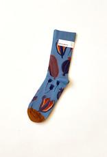 Blue Storm Seed Socks