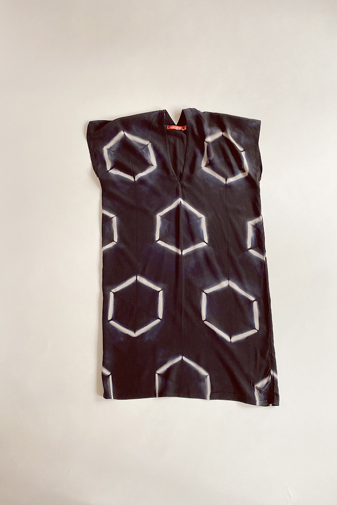 Katrin Reifeiss Silk Studio Dress