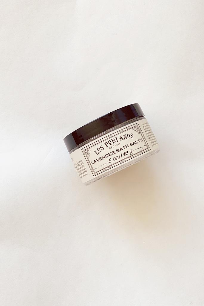 Los Poblanos Organic Lavender Bath Salts