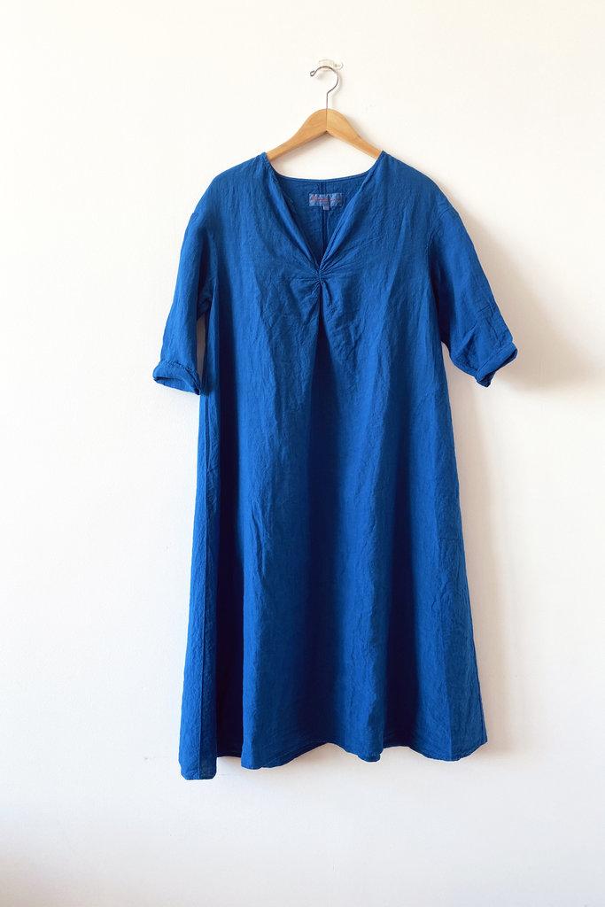 Manuelle Guibal Manuelle Guibal 5664 Linen Dress - size 1