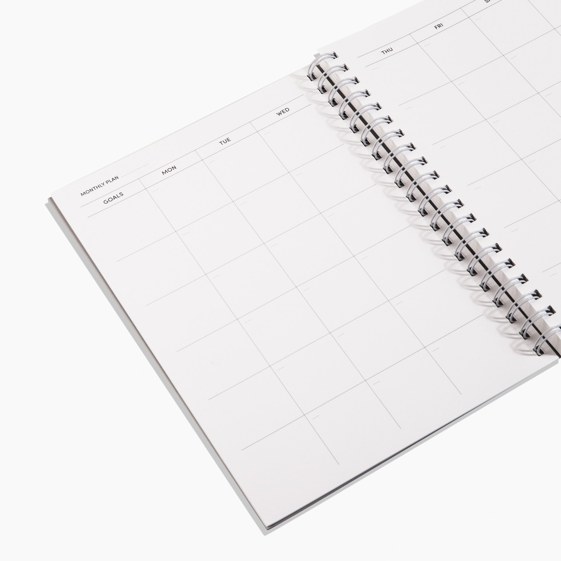 Poketo Poketo Planner with Geometric Design