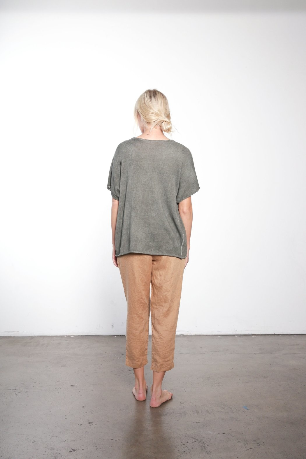 It Is Well L.A. S/S Boxy Sweater