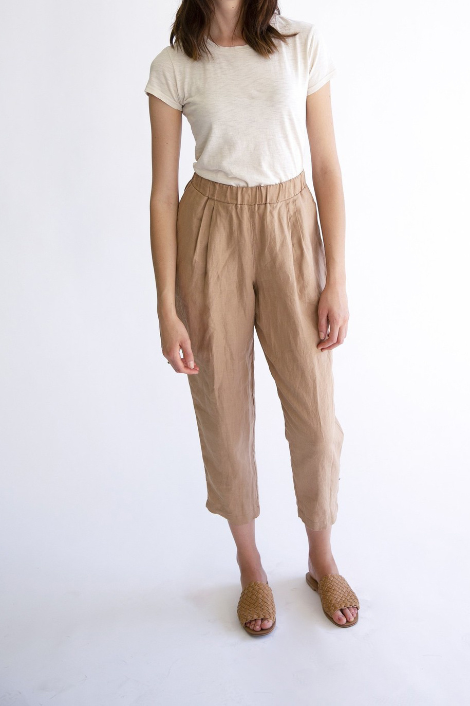 It Is Well L.A. Elasticated Waist Pull On Pant