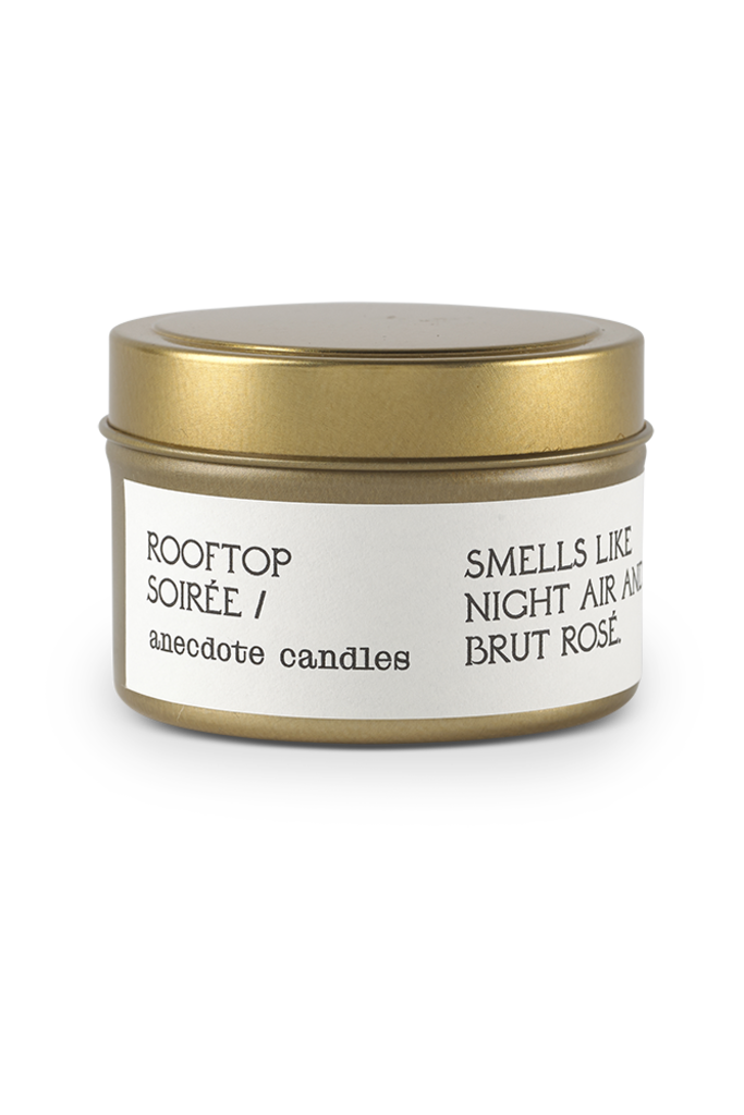 Anecdote Anecdote Travel Tin Candle - Multiple Scents