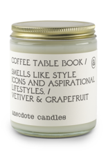 Anecdote Anecdote Glass Jar Candle - Multiple Scents