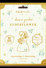 FaceTory Dream Garden Elderflower Rejuvenating + Illuminating Mask