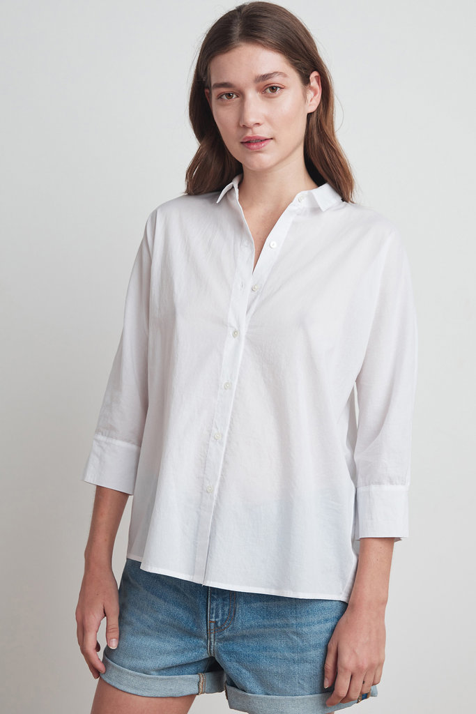 Velvet Velvet Carey Button Down Dolman Shirt