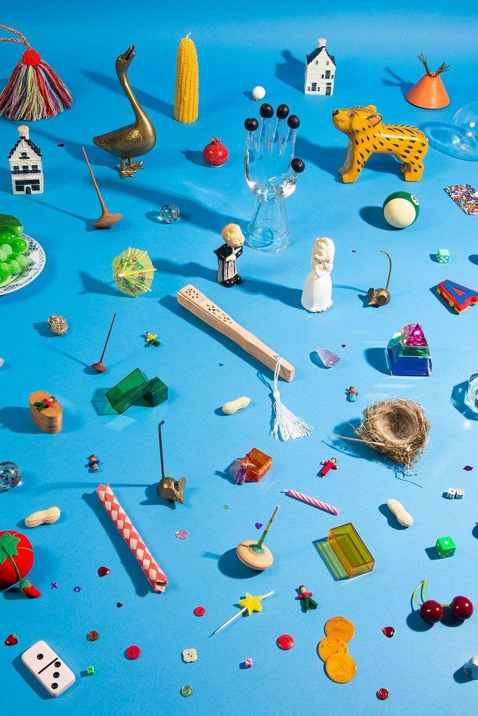 Piecework Tchotchke 1000 pc puzzle