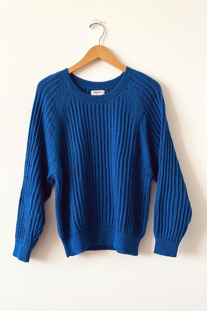 Aymara Aymara Cherryl Crewneck Sweater