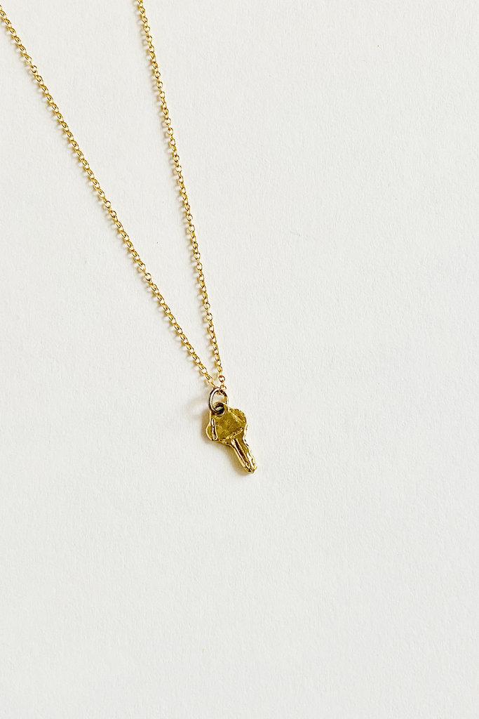 Hannah Rawe Hannah Rawe Brass Charm Necklaces- Assorted