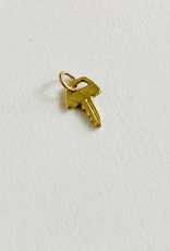 Hannah Rawe Hannah Rawe Brass Key Charms - Assorted