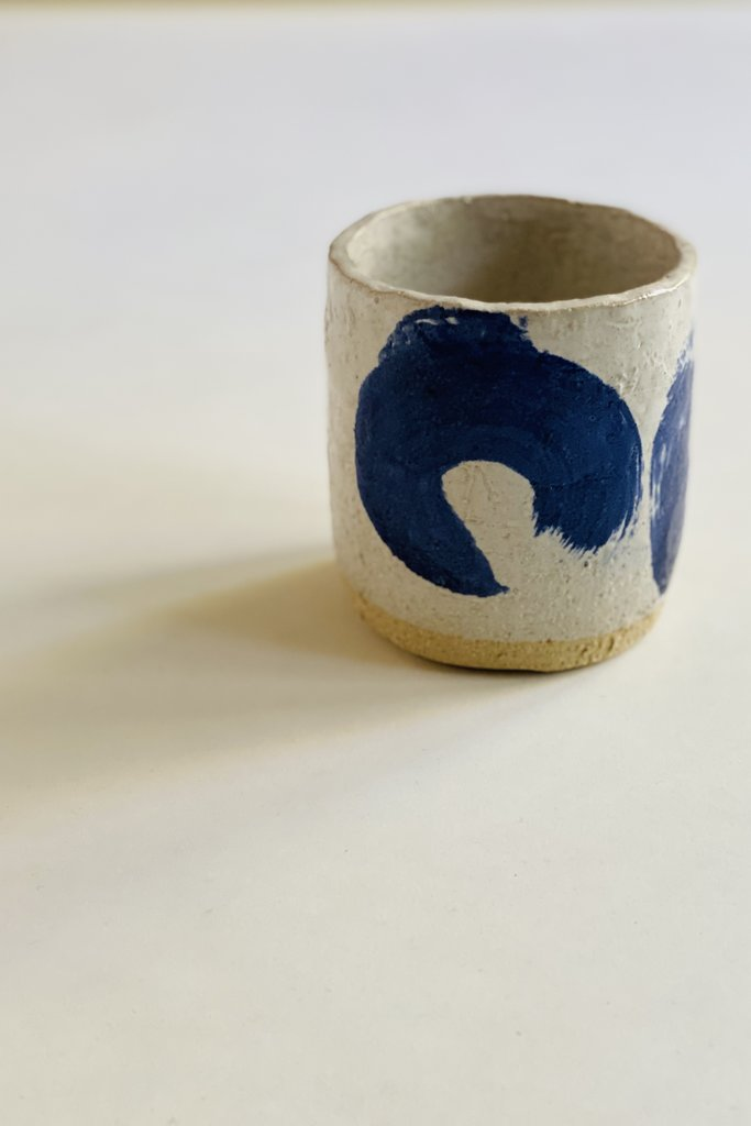 Alice Cheng Studio Small Sculpture Clay Planters