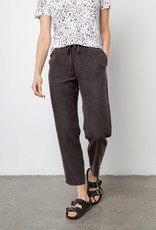 Rails Graham Relaxed Grey Drawstring Pants