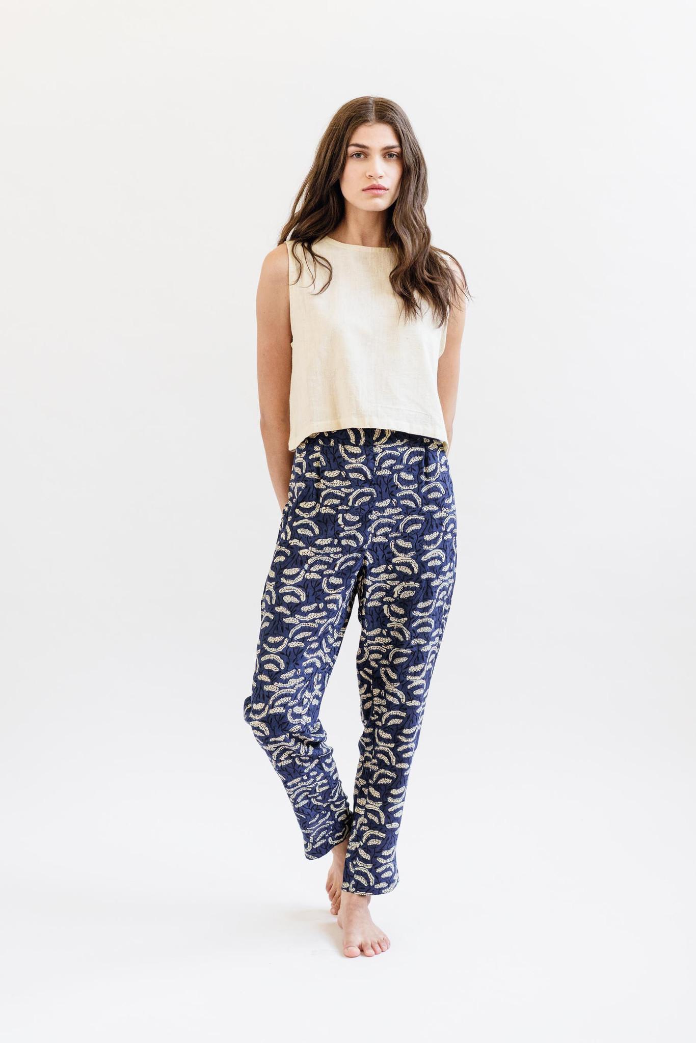 Maelu Maelu Modal Printed Lounger Pant