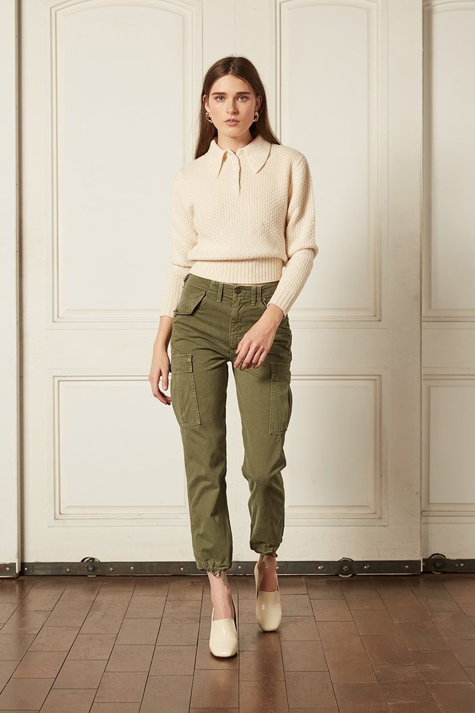Boyish The Kai High-Waisted Cargo Pants