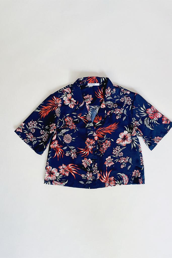 Stateside Hawaiian Camp Shirt
