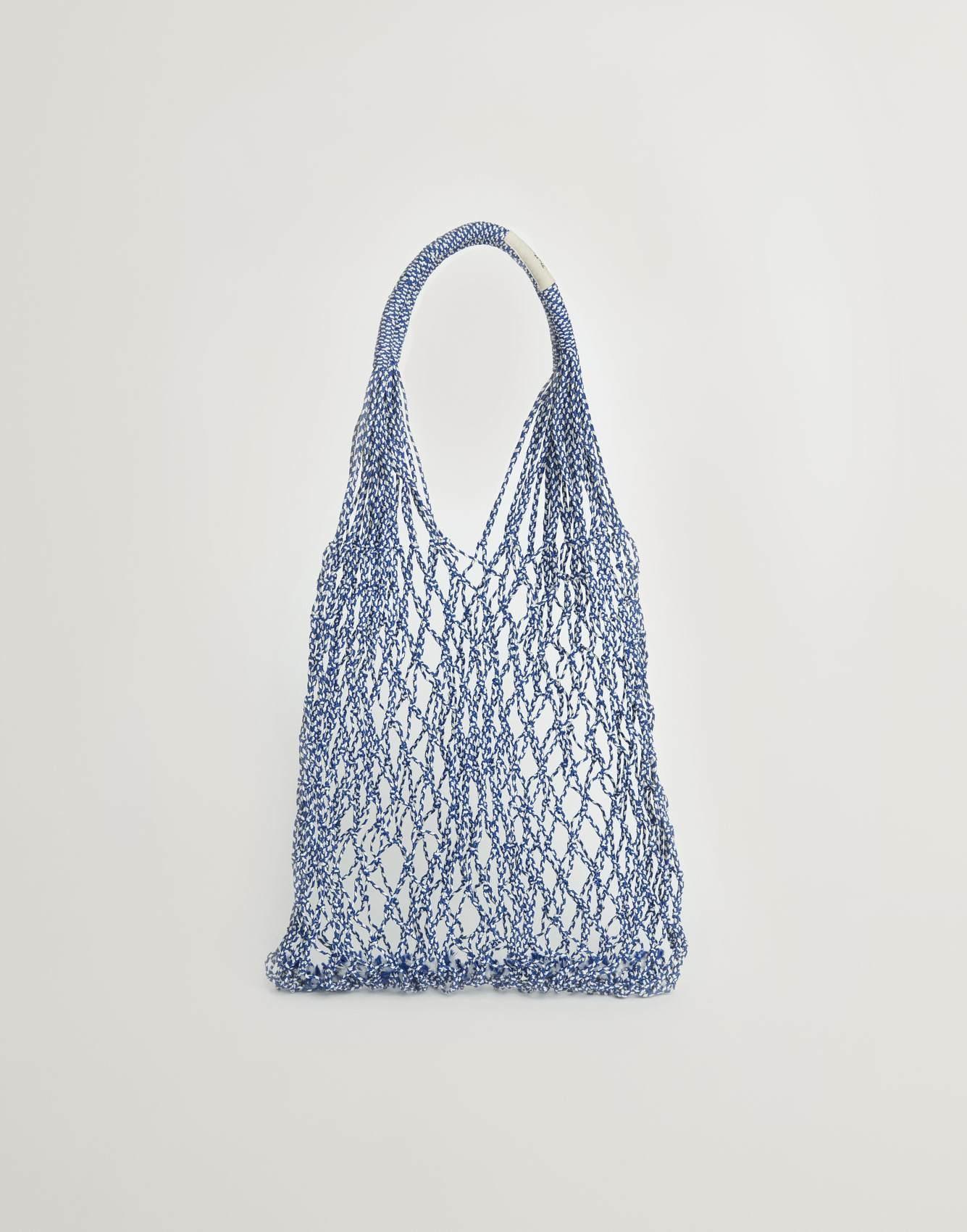 Bellerose Bellerose Crochet Mesh Tote Bag