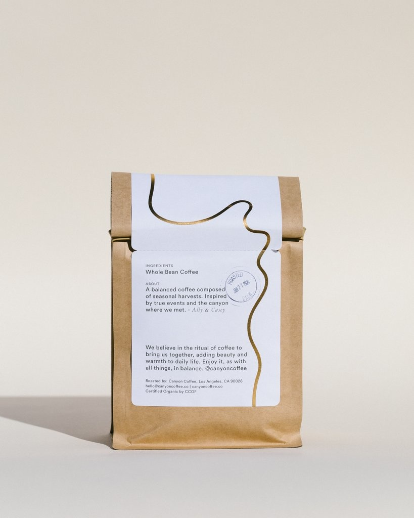 Canyon Canyon Whole Bean Coffee - Multiple Flavors
