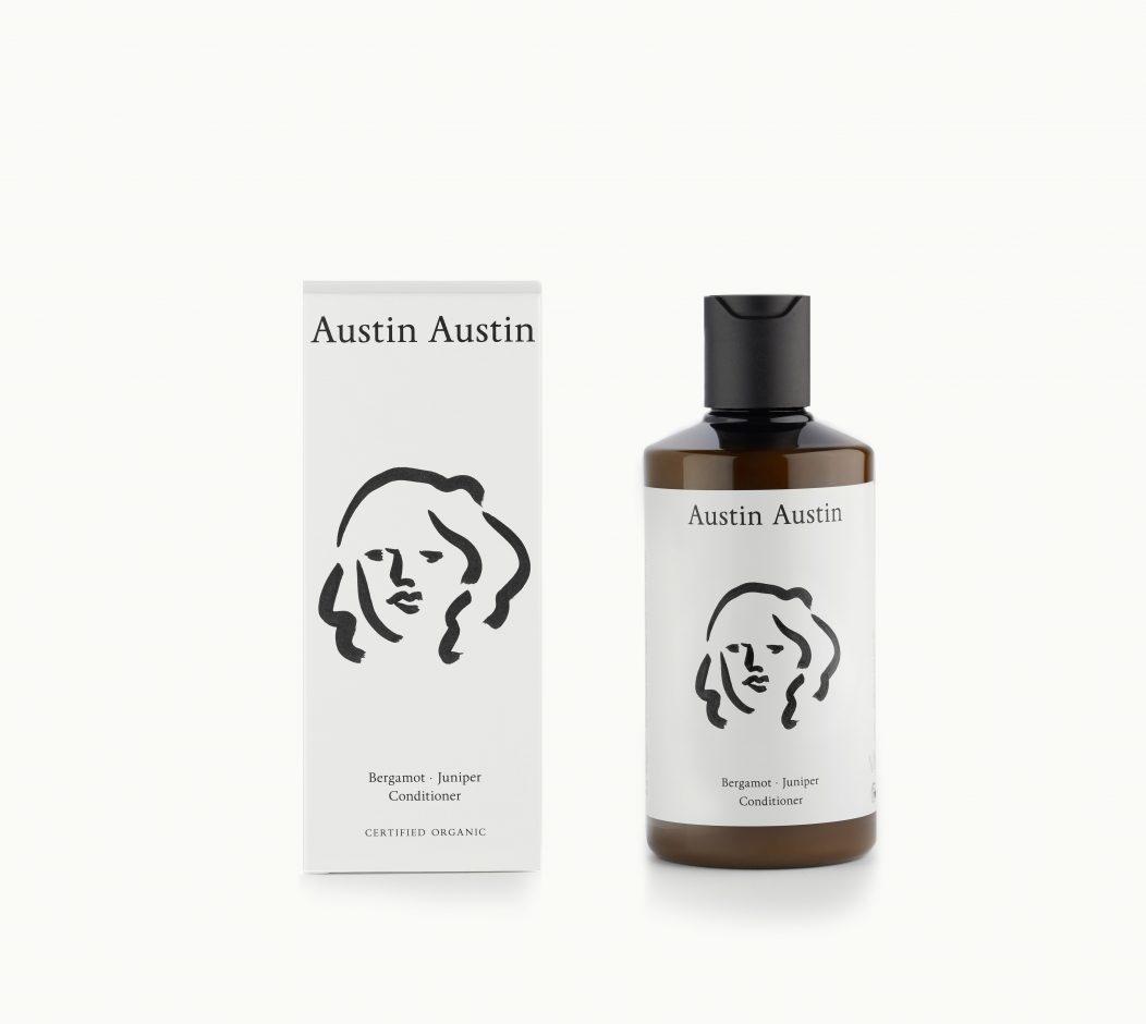 Austin Austin Bergamot & Juniper Organic Conditioner
