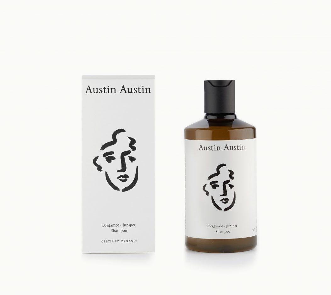 Austin Austin Bergamot & Juniper Organic Shampoo