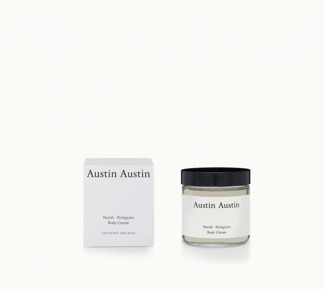 Austin Austin Negroli & Petitgrain Organic Body Cream