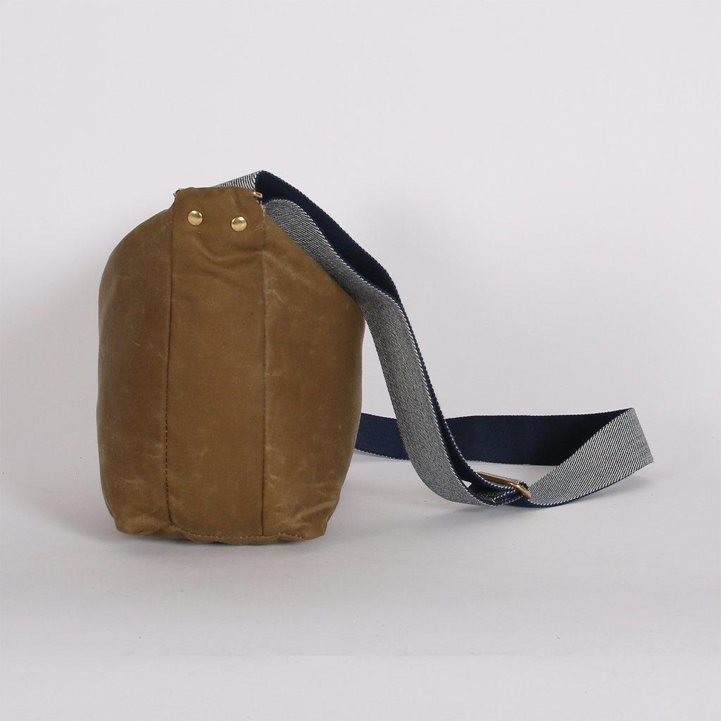 Kate Sheridan Wax Mini Orb Bag - Multiple Colors
