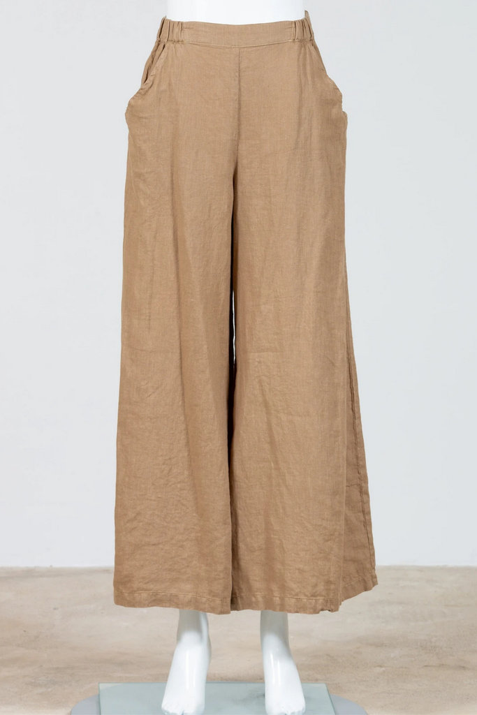 CP Shades Wendy Wide Leg Linen Pants