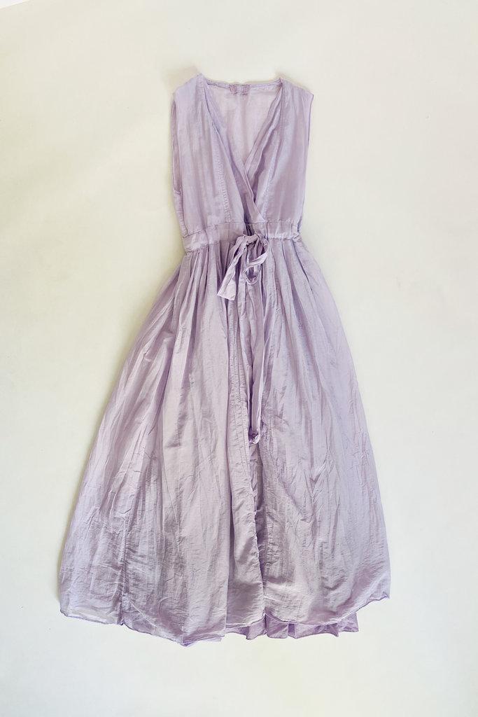 CP Shades Julia Lilac Silk Blend Dress