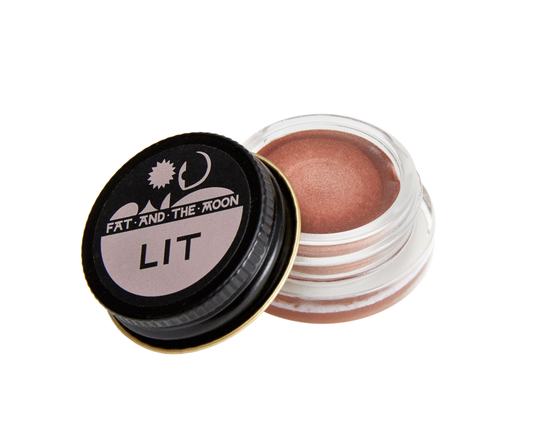 Lit Highlight for Eyes, Lips & Cheeks