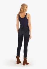 Mother Mother High Waisted Looker Ankle Fray Skinny Jeans