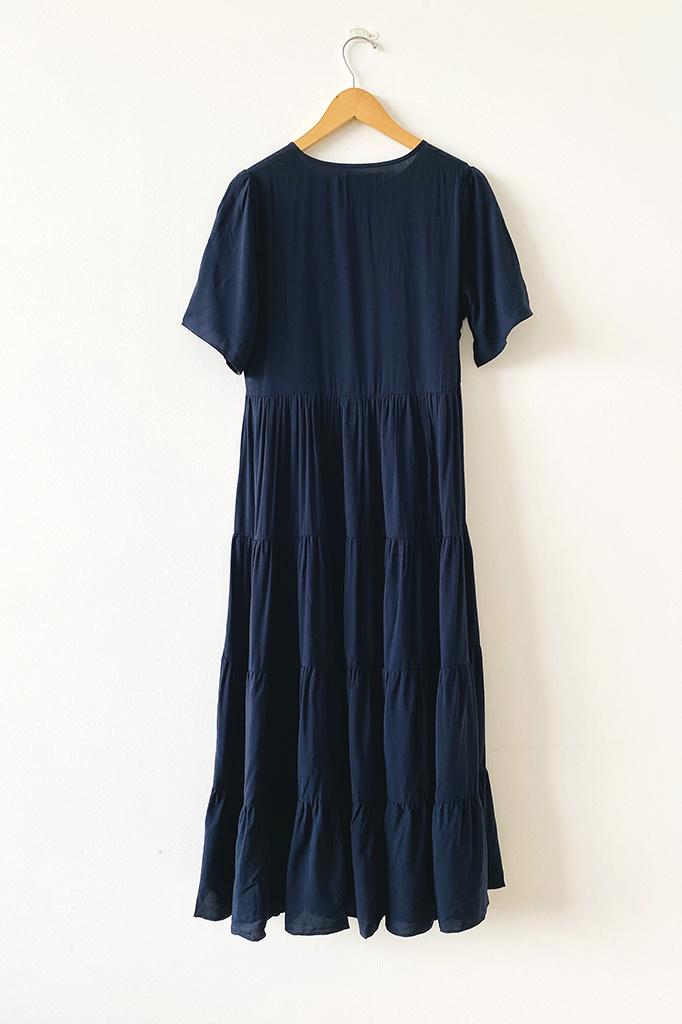Rita Row Rita Row Pia Navy Dress