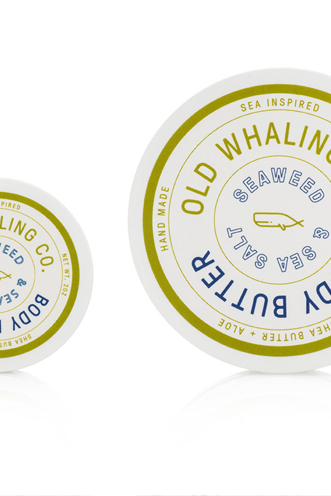 Old Whaling Company Old Whaling Company Body Butter 8oz