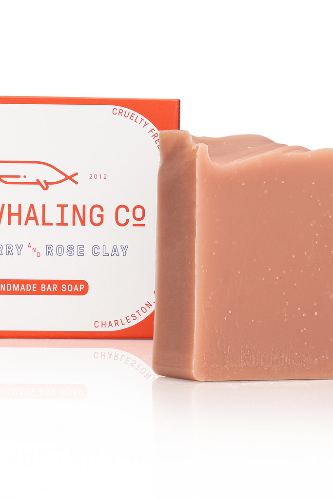 Old Whaling Company Old Whaling Company Bar Soaps- Multiple Scents